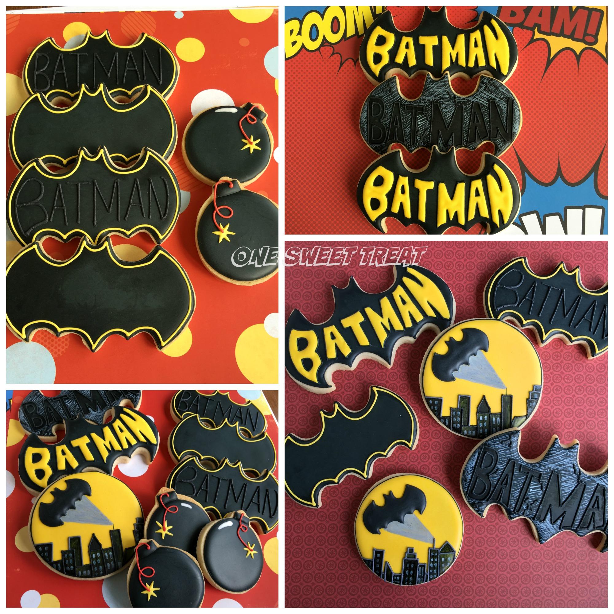 BATMAN Collage2
