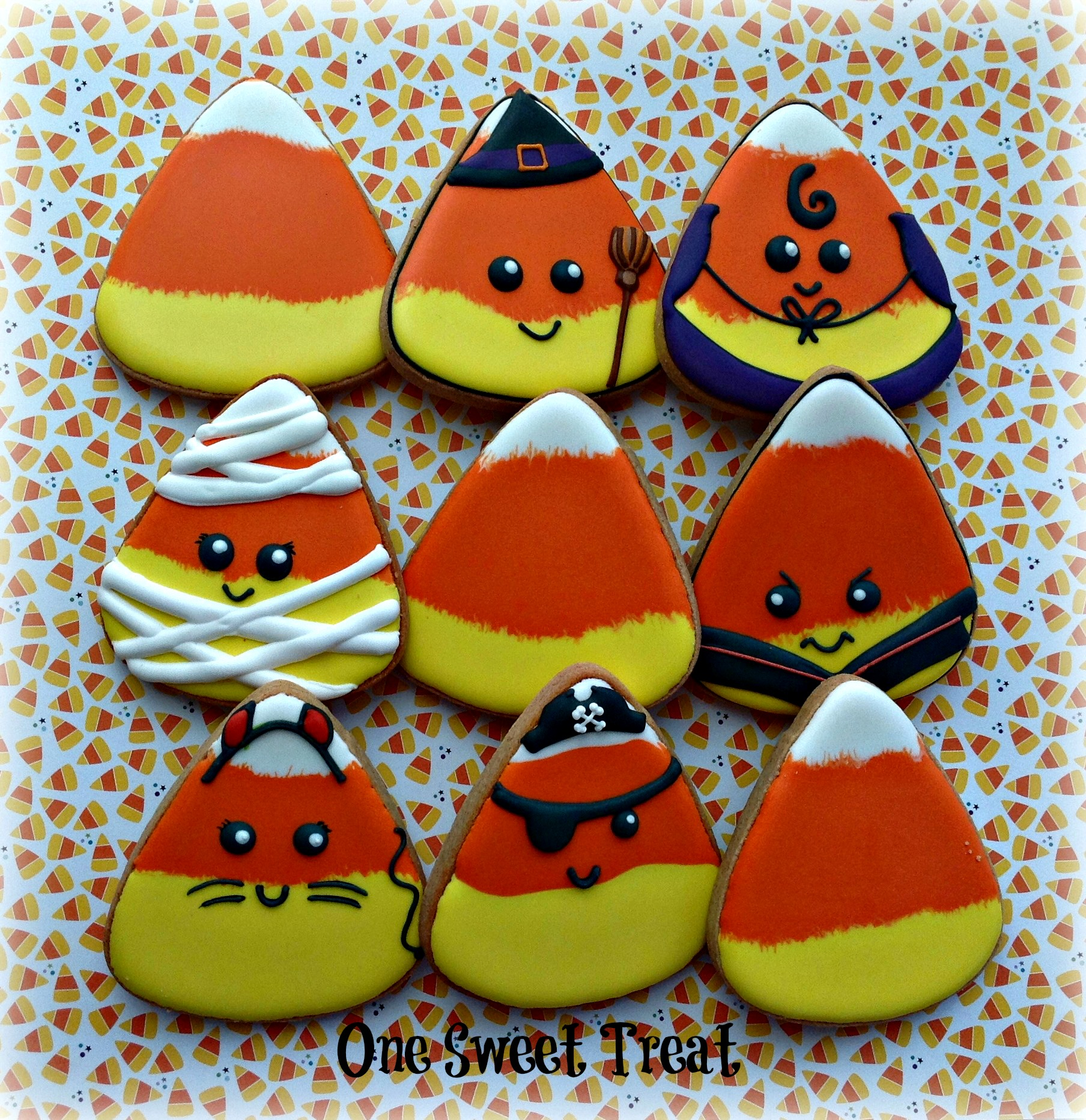 candy corn faces L IMG_6935
