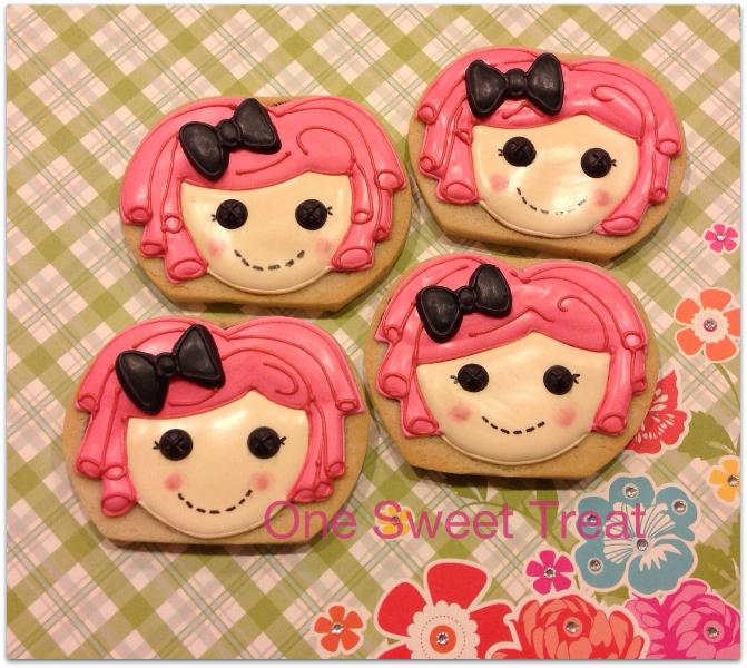 Crumbs sugar cookie