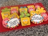spongebob cookie platter