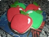 apple-cookies-red-delicious