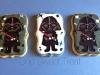 Dart Vader cookies