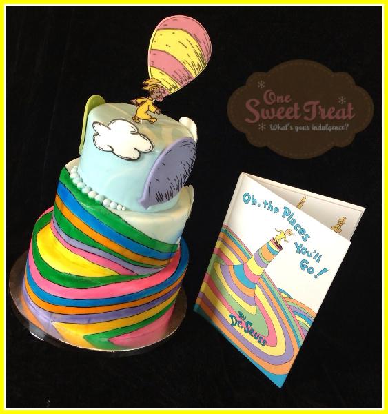 Dr. Seuss - Cake