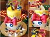 Sunday Play Doh Cake Collage