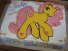 my little pony b-day cake