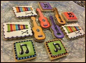 Music instruments 1