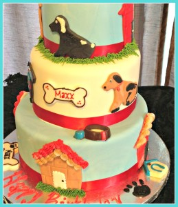 Puppies Cake 3lvl 5