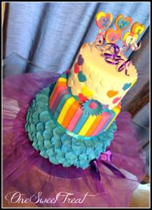 Whimsical Cake 19