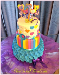 Whimsical Cake 2