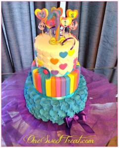 Whimsical Cake 2