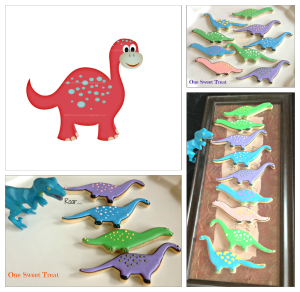 dinosaurio Collage
