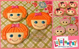 Lalaloopsy Collage