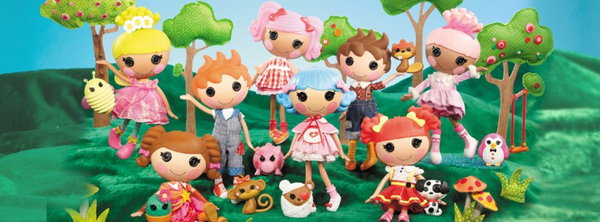 Lalaloopsy in Savannah