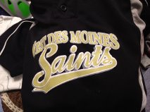 saints uniform