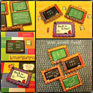 blackboards Collage