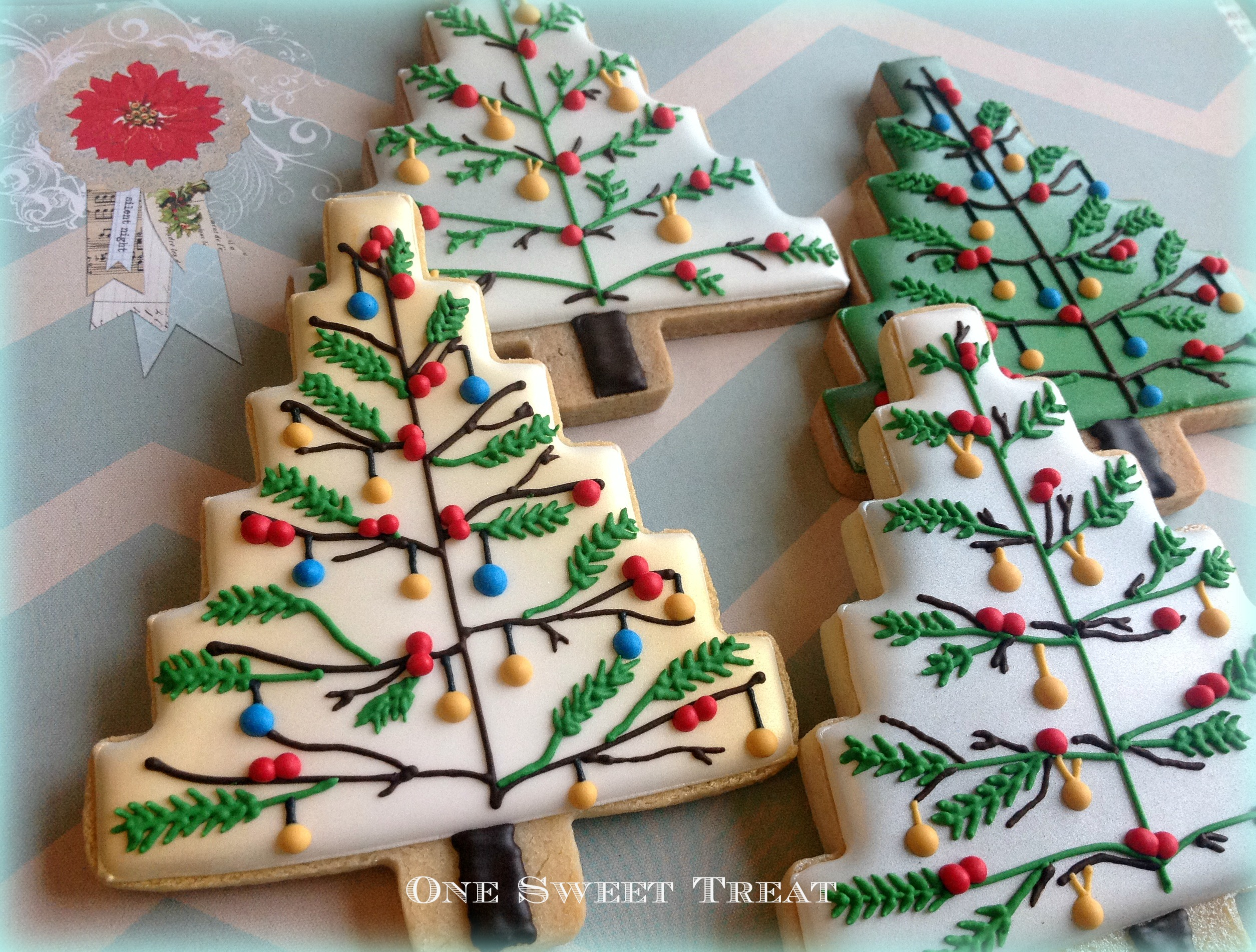 One Sweet Treat Christmas Cookies 2014