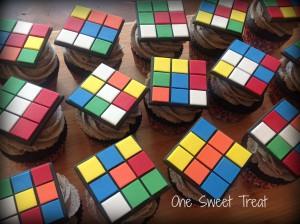 Rubix Cupcakes IMG_8363