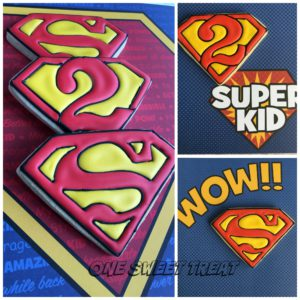 SUPERMAN Collage