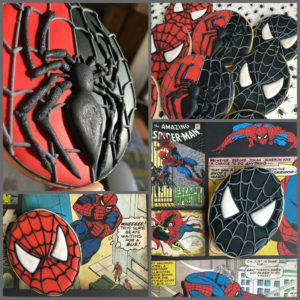 spiderman Collage3