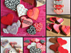 assorted hearts Collage
