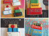 books-collage