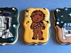 Star Wars Character cookies
