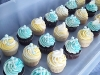 Cross & Dove cupcakes 2