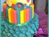 Whimsical Cake closeup